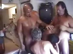 Mature swingers orgy