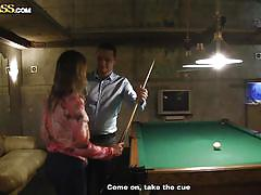 A little billiards, a little sex