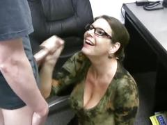 Carriemoon handjob young stud
