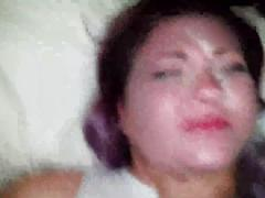 Sammie louisburg rough abuse and facial