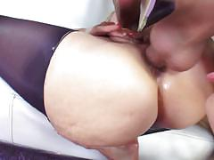 Evil angel anikka albrite and vicky chase anal...