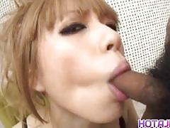 asian, blowjob, suck, lingerie, milf, stockings, toys, japanese, sucking