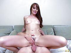 Naughty milf bianca breeze getting unexpected fuck