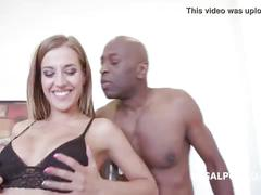 Twin nympho silvia dellai 4on1 interracial - 100% anal/gaping, dap, hard and dee