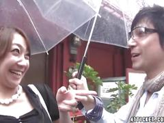 Ryo akanishi public pickup (uncensored jav)