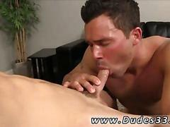 Fit blond twink fucks doggy style with a college boy