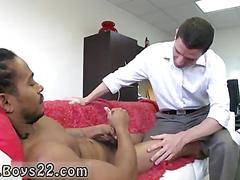 Big black cock is a real treat for this white guy