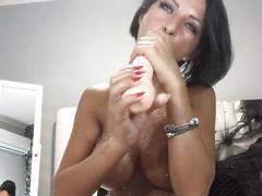 amateur, big tits, brunette, toys, verified amateurs, big-boobs, cumshot, cream, beautiful, huge-tits, romania, homemade, private, webcam, cum, sucking, facial, cum-on-tits