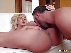 ryan conner, big dick, blowjob, riding, doggystyle, tattoo, cumshot, facial, blonde, milf, monster cock, mom, cowgirl, pussy licking, spooning, sucking