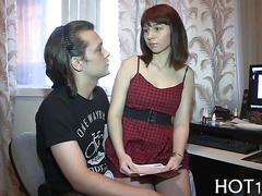 Gal sucks strangers dick russian