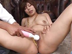 Ririsu ayaka hot milf in need for hardcore sex