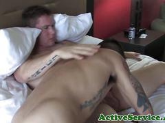 masturbation, anal, gay, tattoo