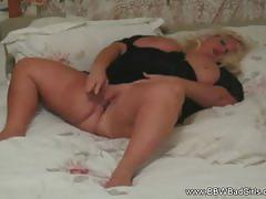 Bbw bad girls big bbw babe plays alone