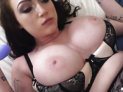 Mofos network sexy busty harmony reigns caught...