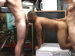 Black amateur anal fucked extreme