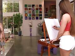 Twistys artist abby cross does more than sketc...