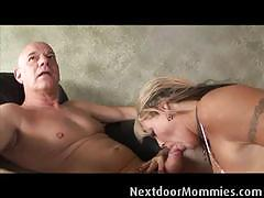 Next door mommies cougar chennin blanc gets he...
