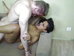 Berlin interracial amateur couple
