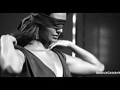 Maia thomas - black & white & sex