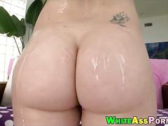 Big hot booty madison chandler pounded by hard monstercock