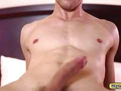 Adams love fucking hunks in the asshole
