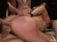 Bound gang bang kristina 2