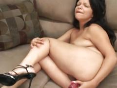 Mexican milf with hot horny asshole