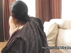 Hot couple doesnt minds perv watching
