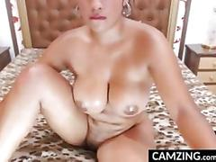 amateur, busty, webcam, latina, babe, masturbation, teasing