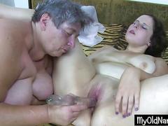 granny, lesbian, mature, hardcore, bbw