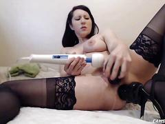 Anal milf squirting