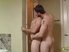 Dennis anal rimming asher and fucks hard