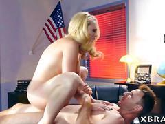 Big boobs blonde pornstar kagney linn karter for president