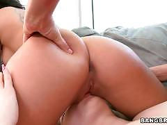 Bangbros network smoking hot lesbians christy...