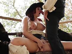 Wicked pictures sensational cowgirl chanel pre...