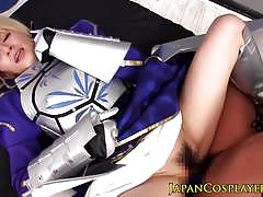 Erito japanese asian gets her pussy nailed