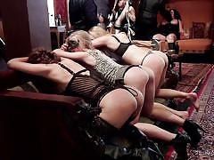 anal, bdsm, orgy, humiliation, vibrator, babes, choking, sex slaves, rope bondage, the upper floor, kink, alina west, john strong, cherry torn