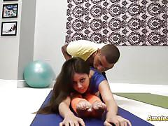 young, teen, facial, kamasutra, blowjob, flexible, gymnast, brunette, flexi, stretching, sporty, gymnastic, splits, contortion, contortionist, extreme movie pass, lucy doll