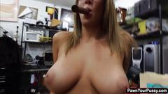 Busty babe layla london gets fucked hard for big cash