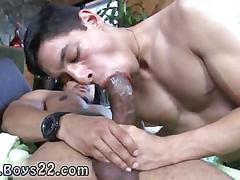 A long throbbing cock is just what this hot guy needed