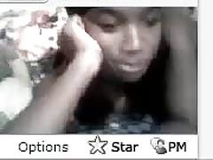 Black girl xruru webcam masterbation part1