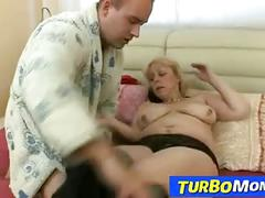 Fat housewife milena needs good anal fuck