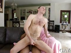 Wild asshole jam session big cock