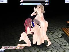 Haremmate 3d hentai gameplay (ffm)