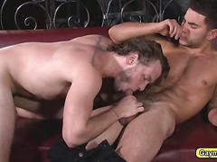 Colbys anal stuffed by vadims thick dick
