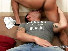 Sucking his best bud and the session is great