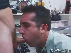 Needy amateur sucks cock