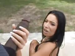 Monica santhiago & lex steele
