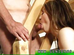 Fucking the wet pussy and she has a hot time