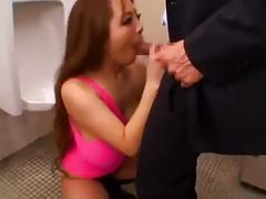 Hot asian slut with big tits